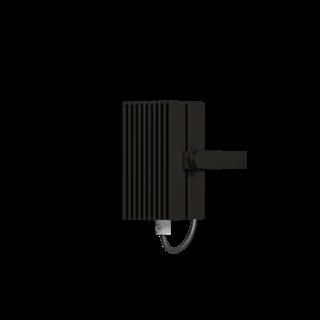 Afbeelding van IF beamENGINE Flat Wall - 1000lm Tunable White D5 ZWART